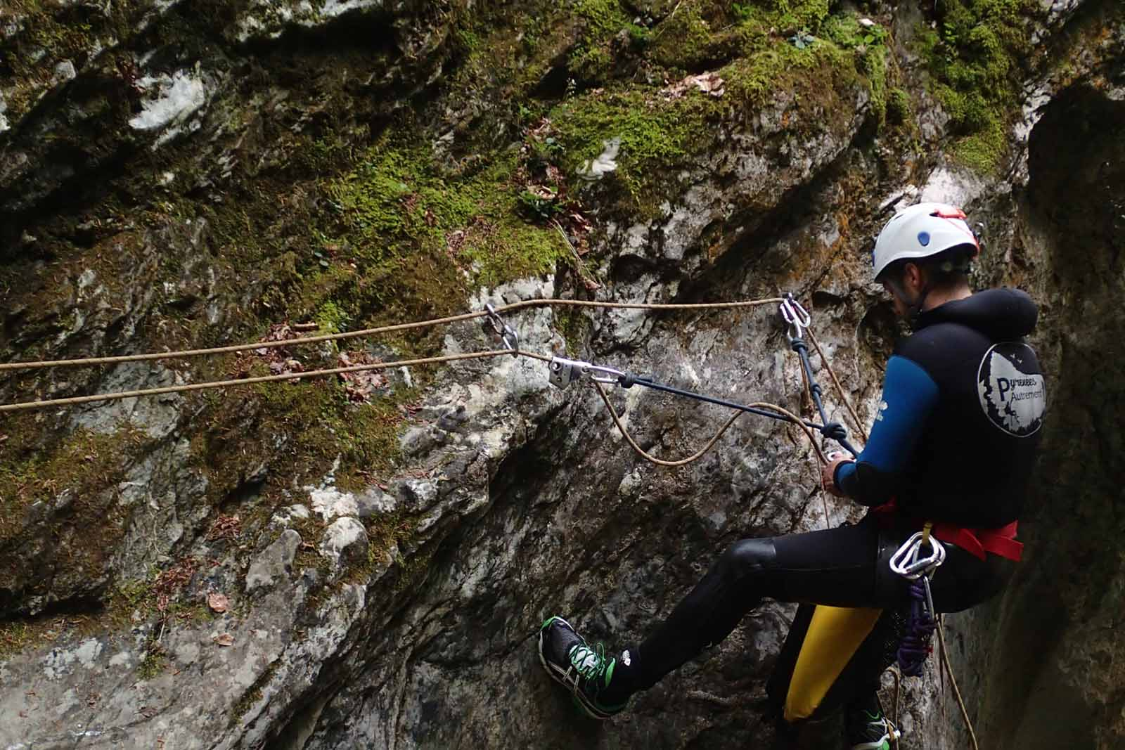 formation canyoning